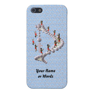 Christian Evolution iPhone SE/5/5s Case
