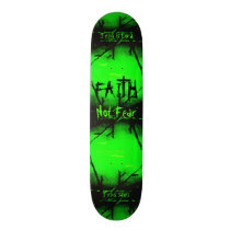 Christian Faith Jesus Skateboard Deck