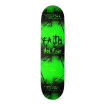 Christian Faith Jesus Skateboard Deck