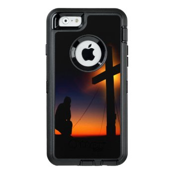 Christian Faith Otterbox Defender Iphone Case by PhotoShots at Zazzle