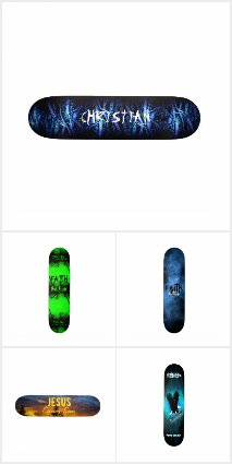 Christian Faith Skateboards