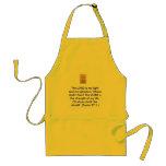 Christian faith  whole sale  gifts here standard apron