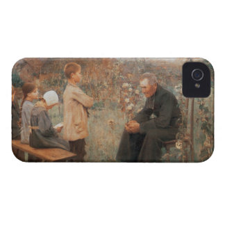 Christian Fine Art Vintage French Painting Case-Mate iPhone 4 Case