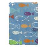 Christian Fish Art iPad Mini Case