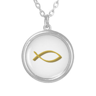 CHRISTIAN FISH FULL FRONT JEWELRY