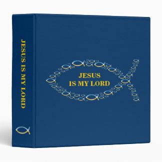 Christian Fish - Scrapbook - Binder