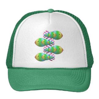 Christian Fish Symbol Families Trucker Hat