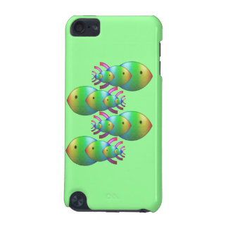 Christian Fish Symbol Families iPod Touch 5G Case
