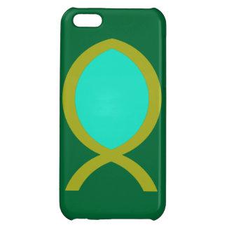 Christian Fish Symbol iPhone 5C Case