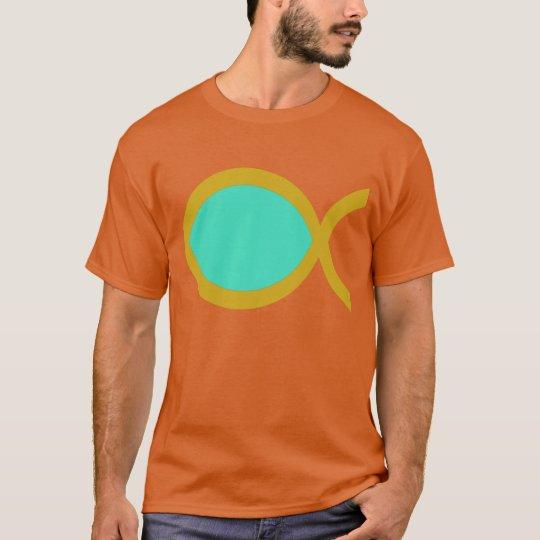 Christian Fish Symbol T-Shirt
