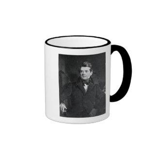 Christian Friedrich, Baron Stockmar Ringer Coffee Mug