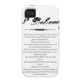 Christian Fundamentals Case-Mate iPhone 4 Covers