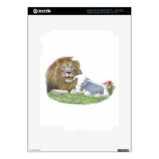 christian gifts decal for iPad 3