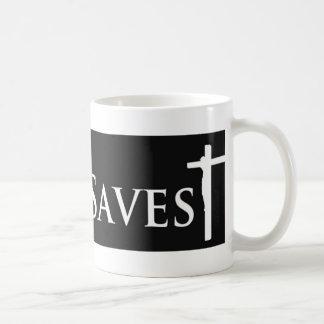 Christian Gifts Jesus Saves Mugs