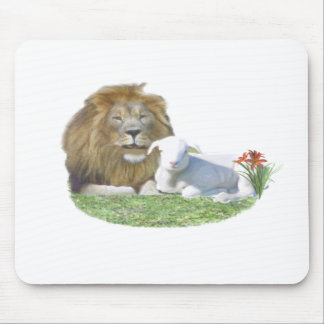 christian gifts mouse pad