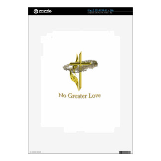 christian gifts skin for iPad 2