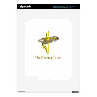 christian gifts skins for iPad 3