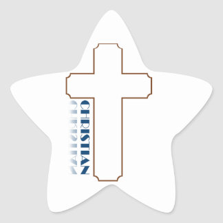 Christian Gifts Star Sticker