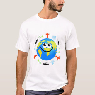 Christian Globe T-Shirt