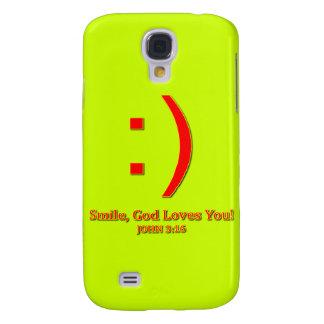 Christian God Love's You Samsung S4 Case
