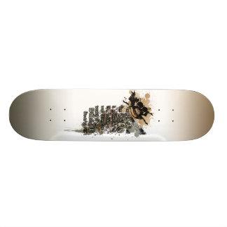 Christian Grunge Skate Board Deck