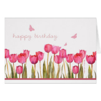 christian happy birthday card, numbers 6:24 card