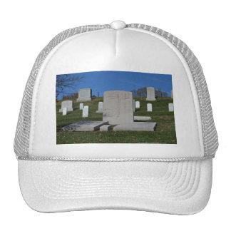 Christian Headstone Arlington Cemetery Trucker Hat
