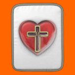 Christian Heart iPad Sleeve