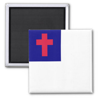 Christian High quality Flag Fridge Magnets