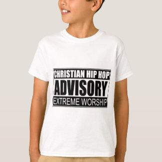 Christian Hip Hop Advisory... T-Shirt