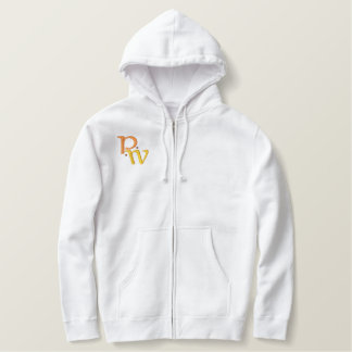 Christian hoodie: Prayer Warrior Embroidered Hoodie