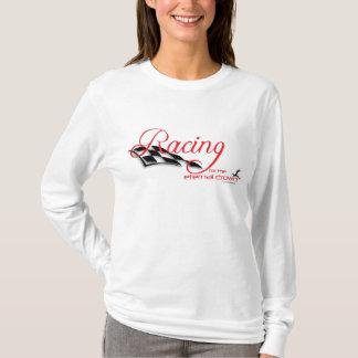 Christian hoodie: Racing T-Shirt