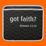 Christian iPad Sleeves