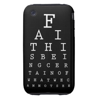 Christian iPhone 3 case: Faith Vision iPhone 3 Tough Cover