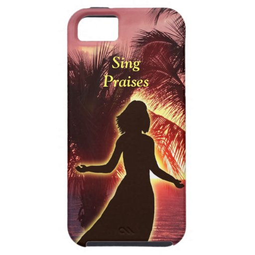 Christian iPhone 5S Covers Sing Praises. iPhone 5 Case