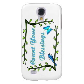 Christian items about blessings samsung galaxy s4 cover