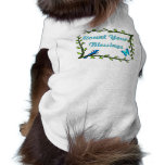 Christian items about blessings dog shirt