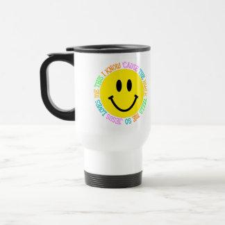 Christian Jesus Loves Me Travel Mug