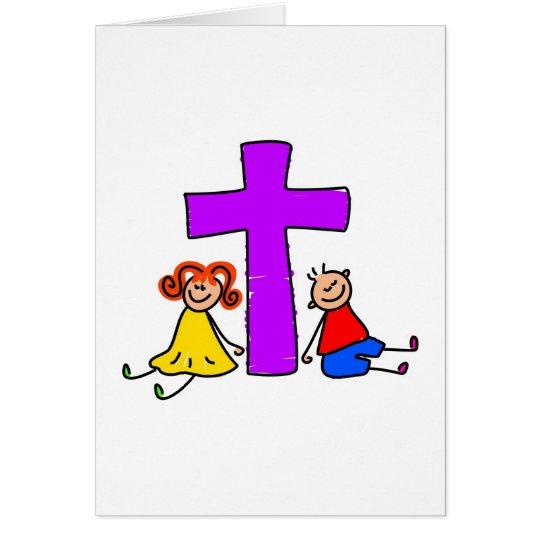 Christian Kids Card