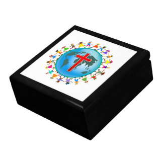 Christian Kids Jewelry Box