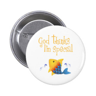 Christian Kids Gift Pin