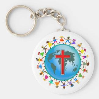 Christian Kids Key Chains