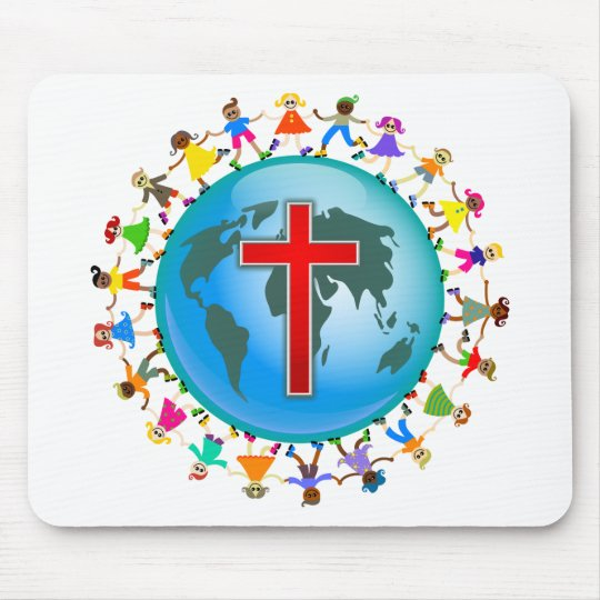 Christian Kids Mouse Pad