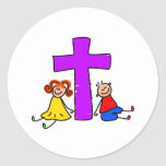 Christian Kids Stickers