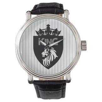 King of Kings Lion Watch