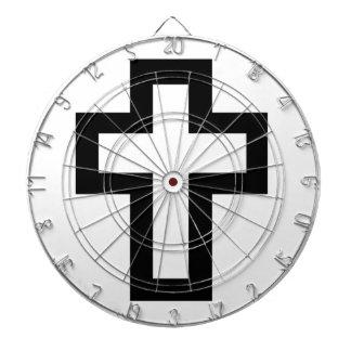 Christian (Latin) Cross Dartboards