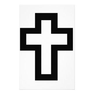 Christian (Latin) Cross Stationery