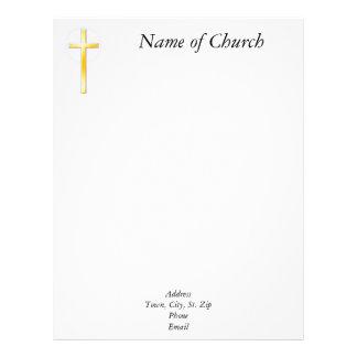 Christian Letterhead