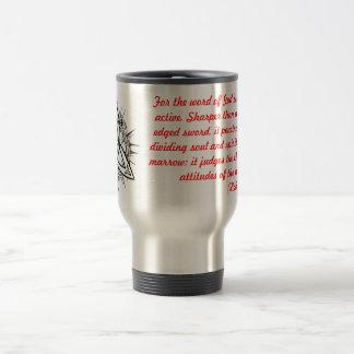 Christian - Living Word Travel Mug