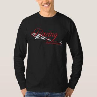 Christian long sleeve: Racing T-Shirt